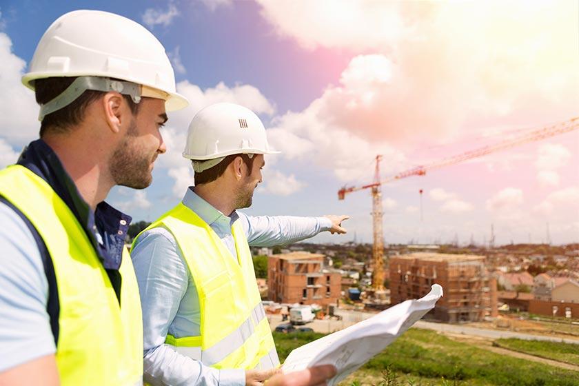 Hinder för arbete på byggarbetsplats ABT06 AB04